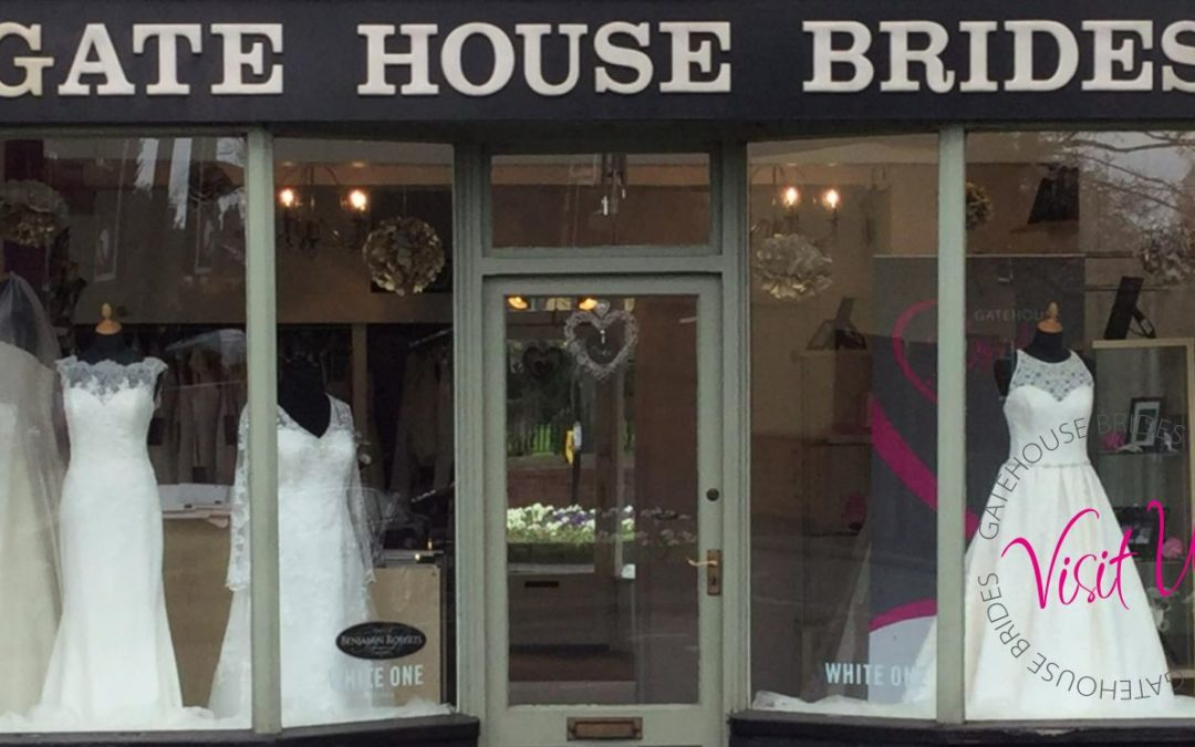 Wedding Dress Shopping Why You Should Buy Local Gatehouse Brides