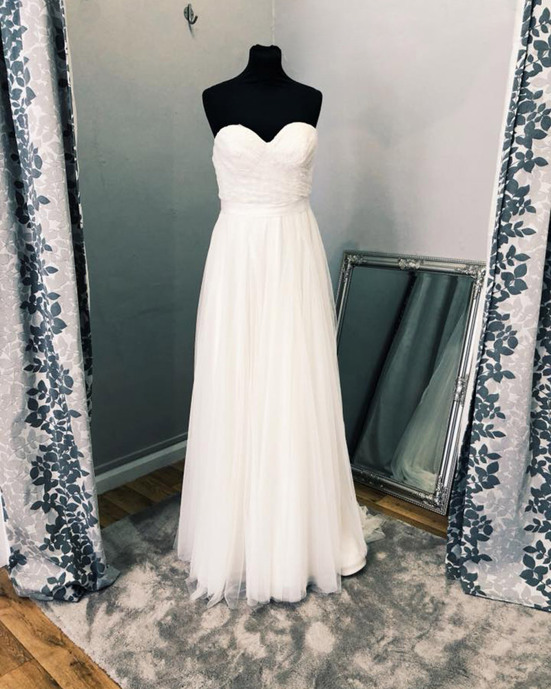 Our Wedding Dress Outlet Is Open Gatehouse Brides